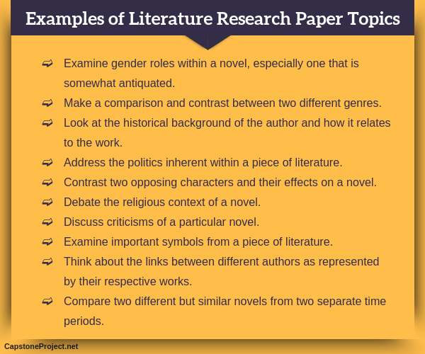 Discover The Most Interesting English Literature Research Paper Topics To Use For Your Writing Check Teaching Literature Literature Project English Literature