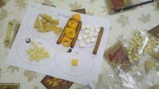 3D snack mix