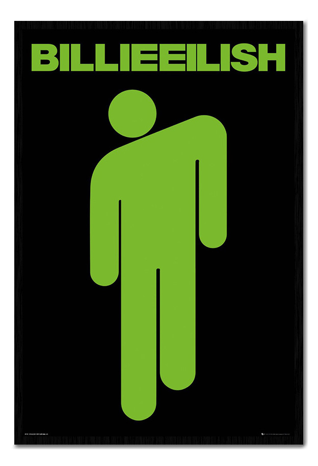 Billie Eilish Logo Pesquisa Google Capas De Albuns Posteres De Banda Billie Eilish