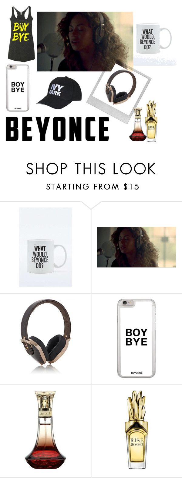 """""""Bey Love"""" by experienceheadphones on Polyvore featuring Polaroid and Ivy Park"""