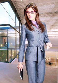uniformes ejecutivos para dama  b8549bff045