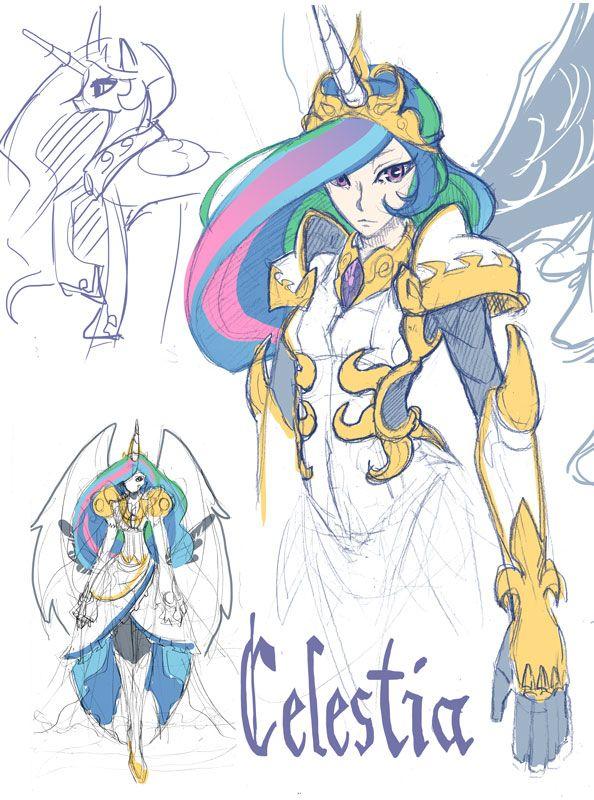 human celestia armor - Google Search | Halloween Costumes ... Celestia Mlp Human