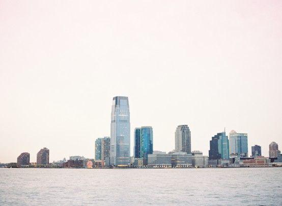 Across the Hudson River | Jersey City | JenHuangPhoto.com