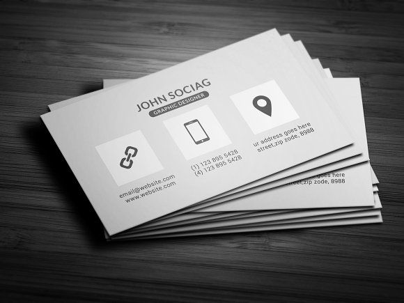 Simple corporate business card by galaxiya on creativemarket simple corporate business card by galaxiya on creativemarket creative business cardslatest adobe photoshopbusiness card templatesdesign wajeb Image collections