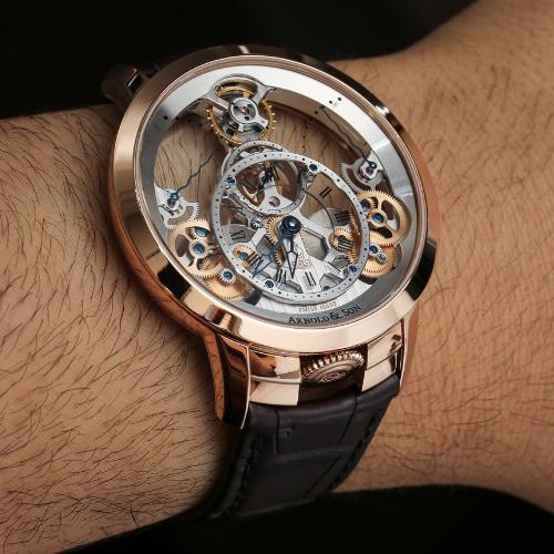Bộ đôi đồng hồ Arnold & Son có mặt tại việt nam