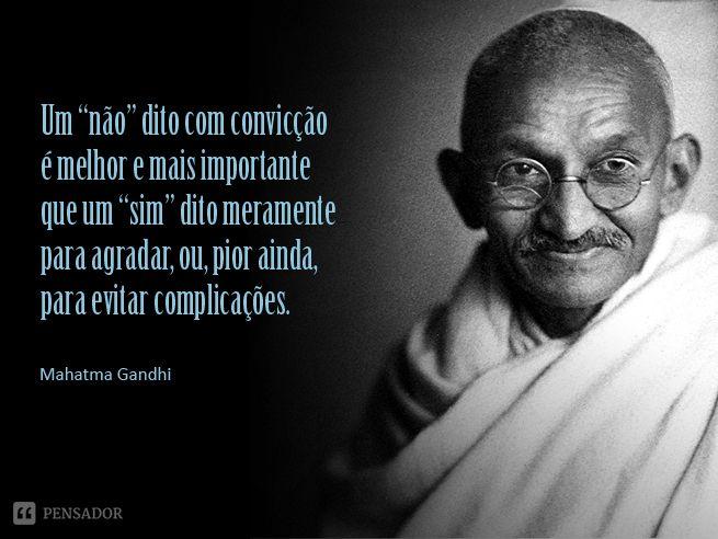 15 Mensagens Incríveis Da Sabedoria Oriental: As 10 Frases Mais Memoráveis De Gandhi