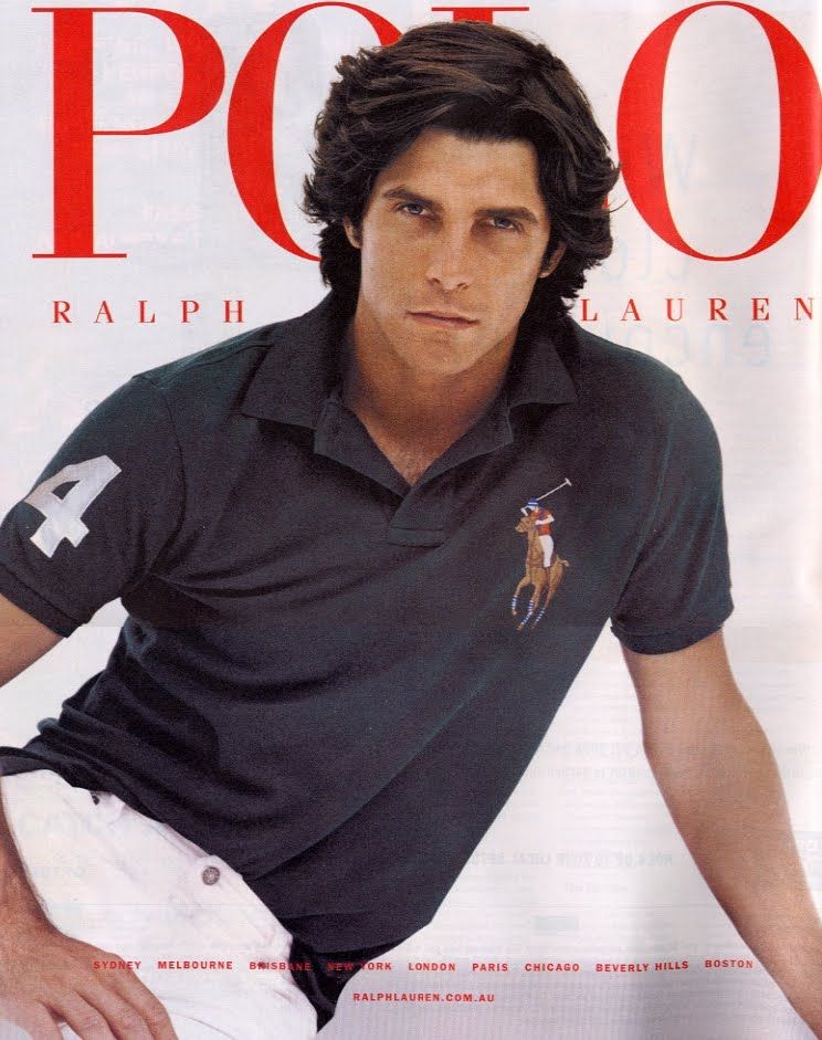 Yes He Is One Of The Most Beautiful Faces In The World And He Is A Professional Horseman Ignacio Figueras Ralph Lauren Preppy Men