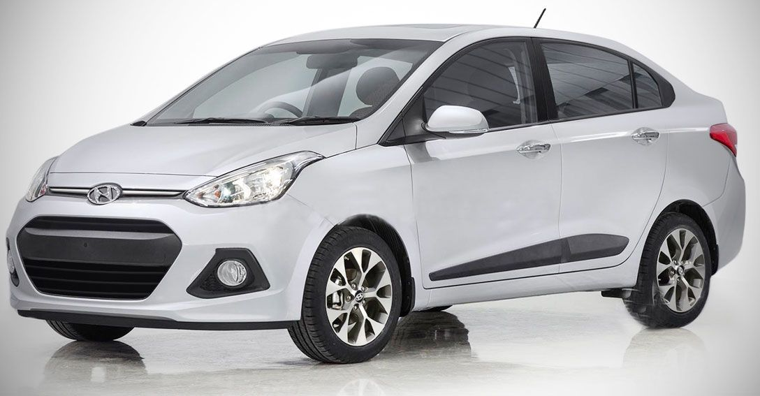 Hyundai Grand I10 Sedan Autos
