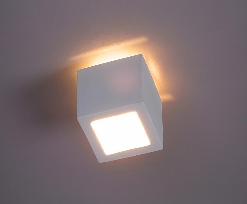 Kostka Sufitowa Plafon Be400c1780 Cleoni Lampadina Lampy Warszawa Wall Lights Wall Decor
