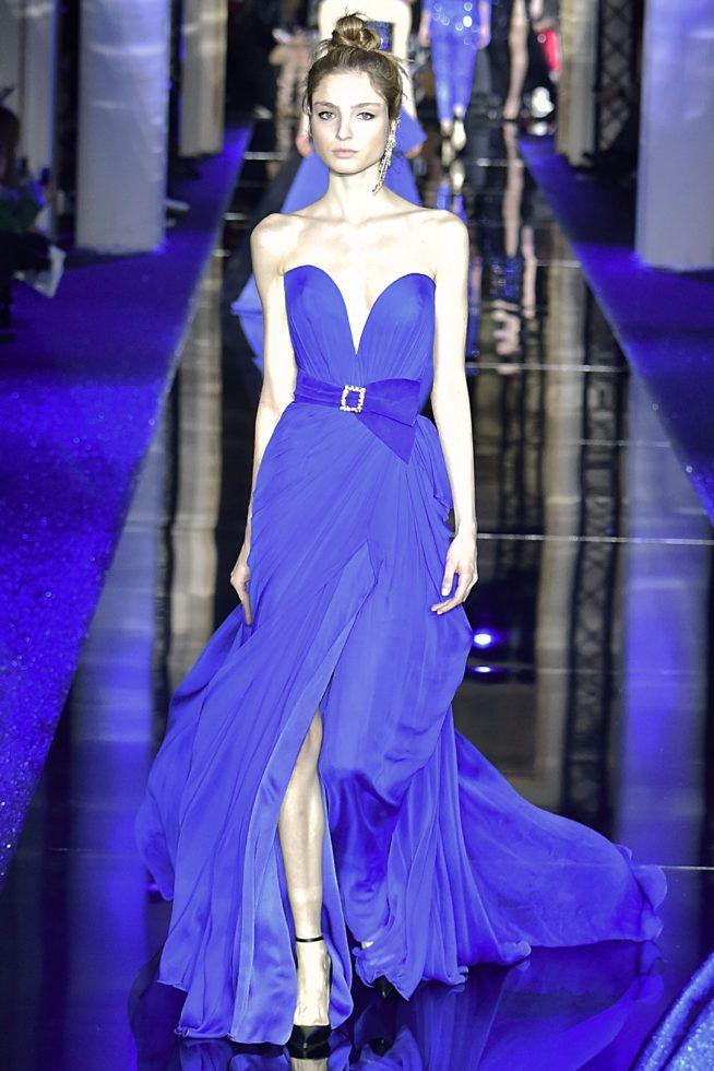 Zuhair Murad Haute Couture Spring Summer 2017 Paris January 2017 ...