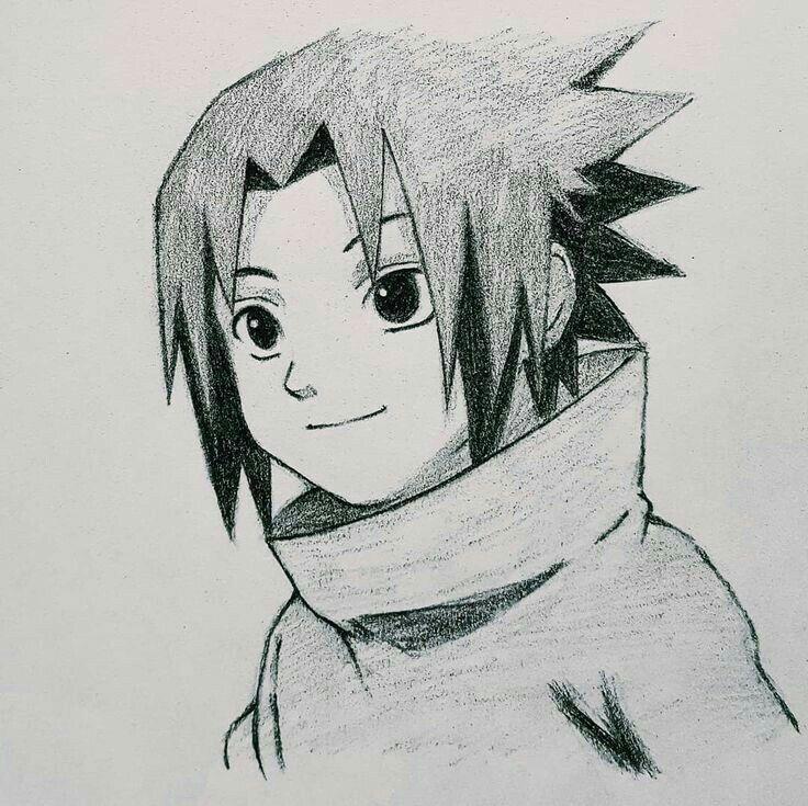 Pin De Chaima Em Dessins Manga Em 2020 Arte Naruto Desenhos