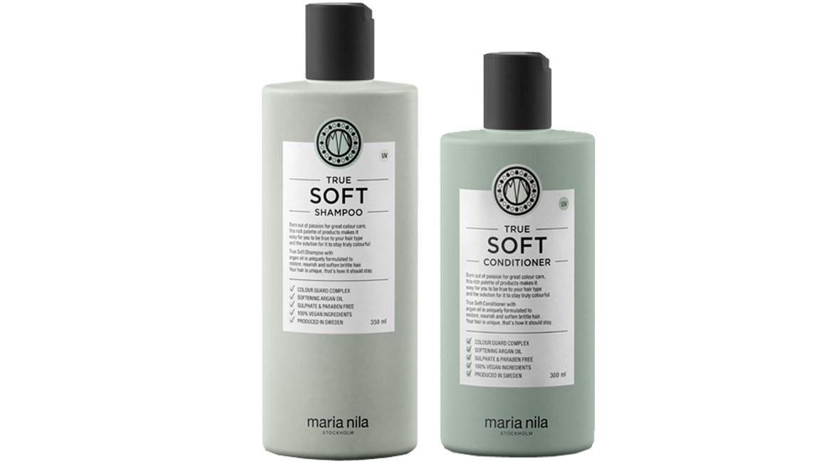 paraben och sulfatfritt schampo