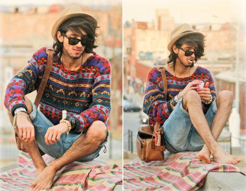 Hippie Style 2020 Men