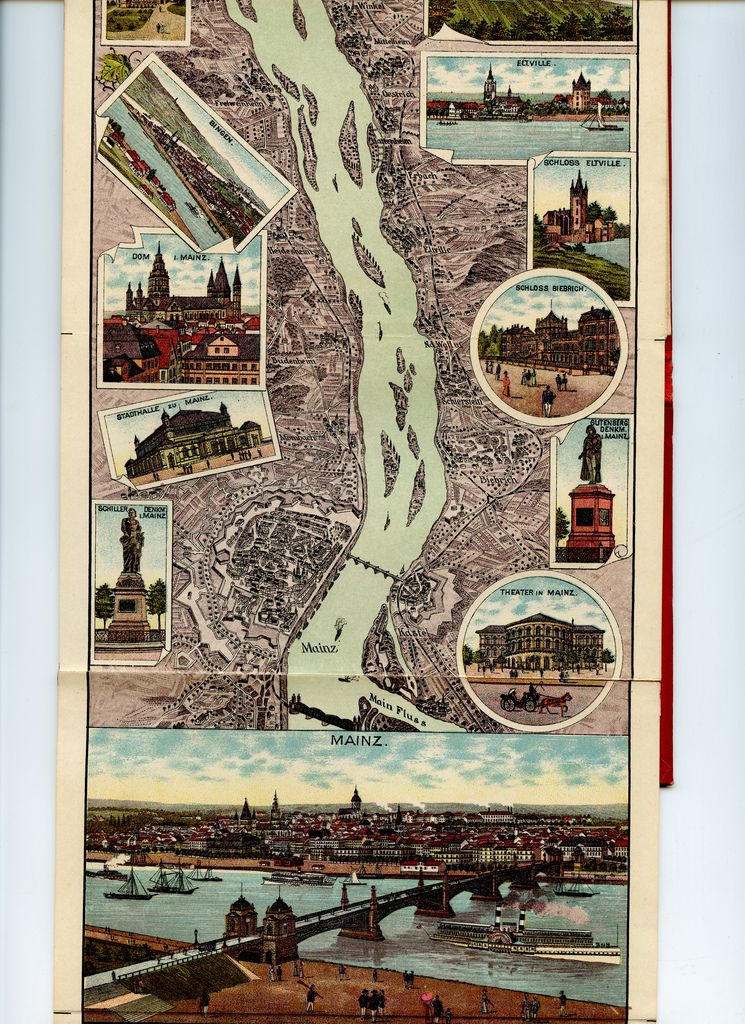 the Rhine and the birth of tourism