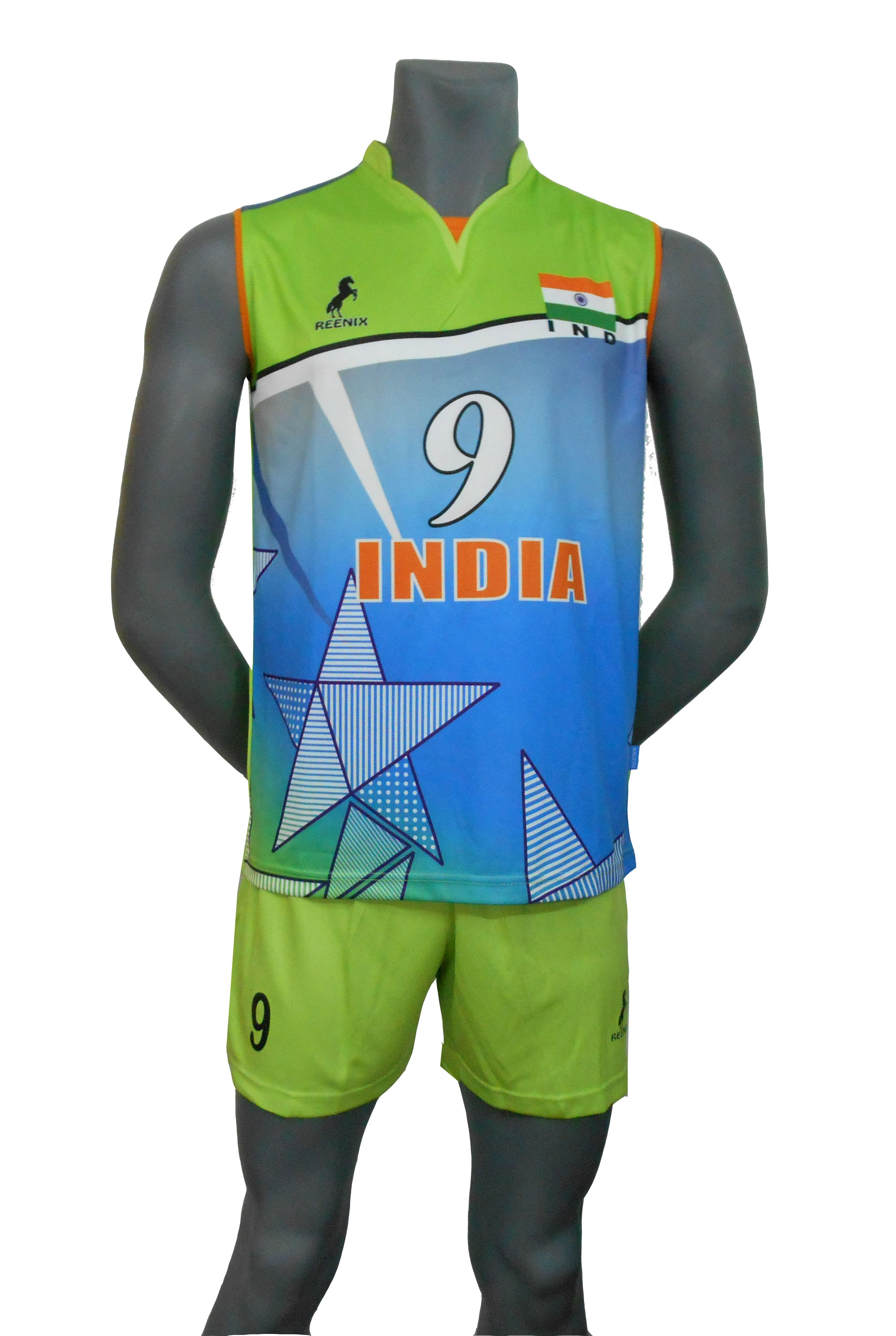 Download Indian Volleyball Playing Kit Sports Sport Outfits Sports Brands
