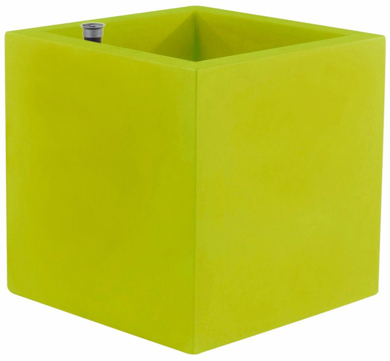Cube Planter with Self Watering System #selfwatering