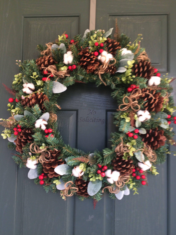 Christmas wreath Christmas wreaths for front door Christmas