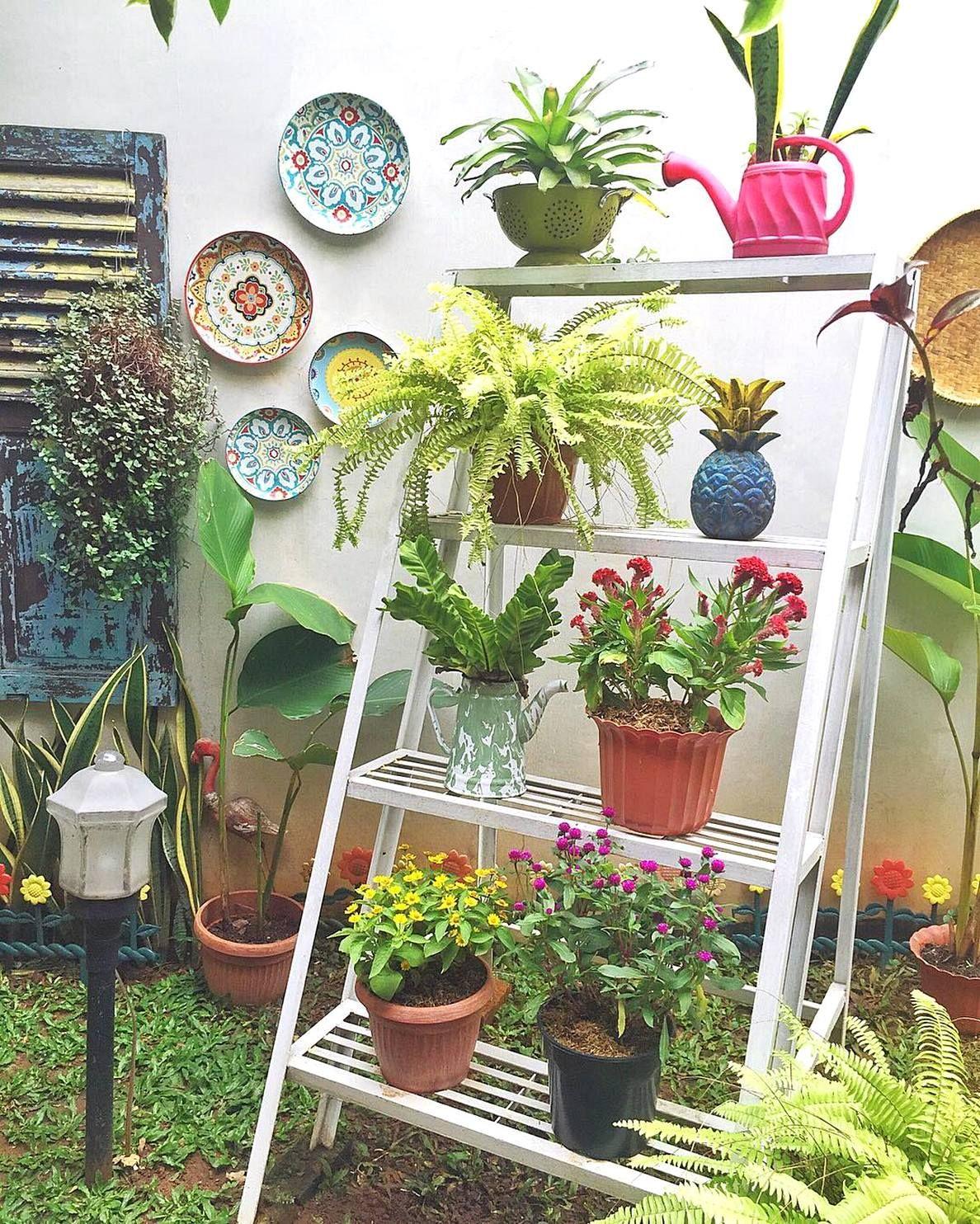 Taman Rumah Minimalis Kecil Terbaru Plantz Stylized In 2018