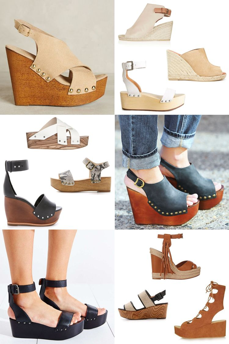 3a4de7c4b8 that '70s shoe: my search for the perfect '70s-inspired platform sandal for  summer