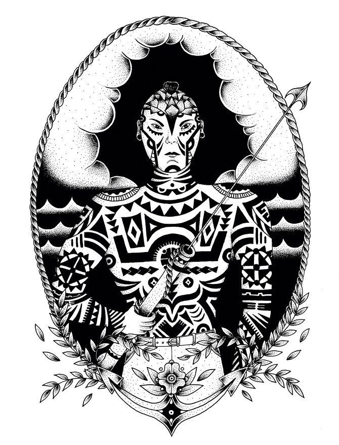 Queequeg - Kruella D'Enfer
