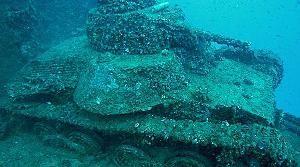 Wracktauchen Mikronesien - Racheanschlag auf Pearl Harbor