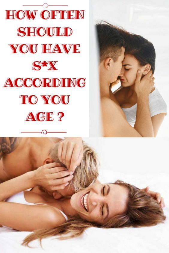 Photo of HOW OFTEN SHOULD YOU MAKE LOVE ACCORDING TO YOUR AGE (CHART)?
