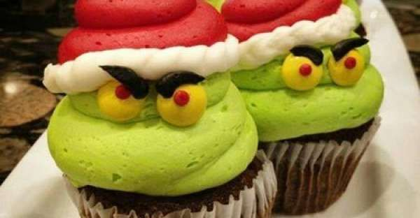 The Grinch Christmas Treats