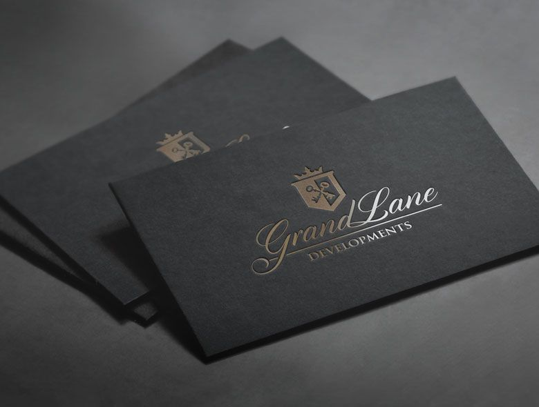 Uk Property Development Logo Design Case Study For A London Based Company An Awesome And Complete Branding