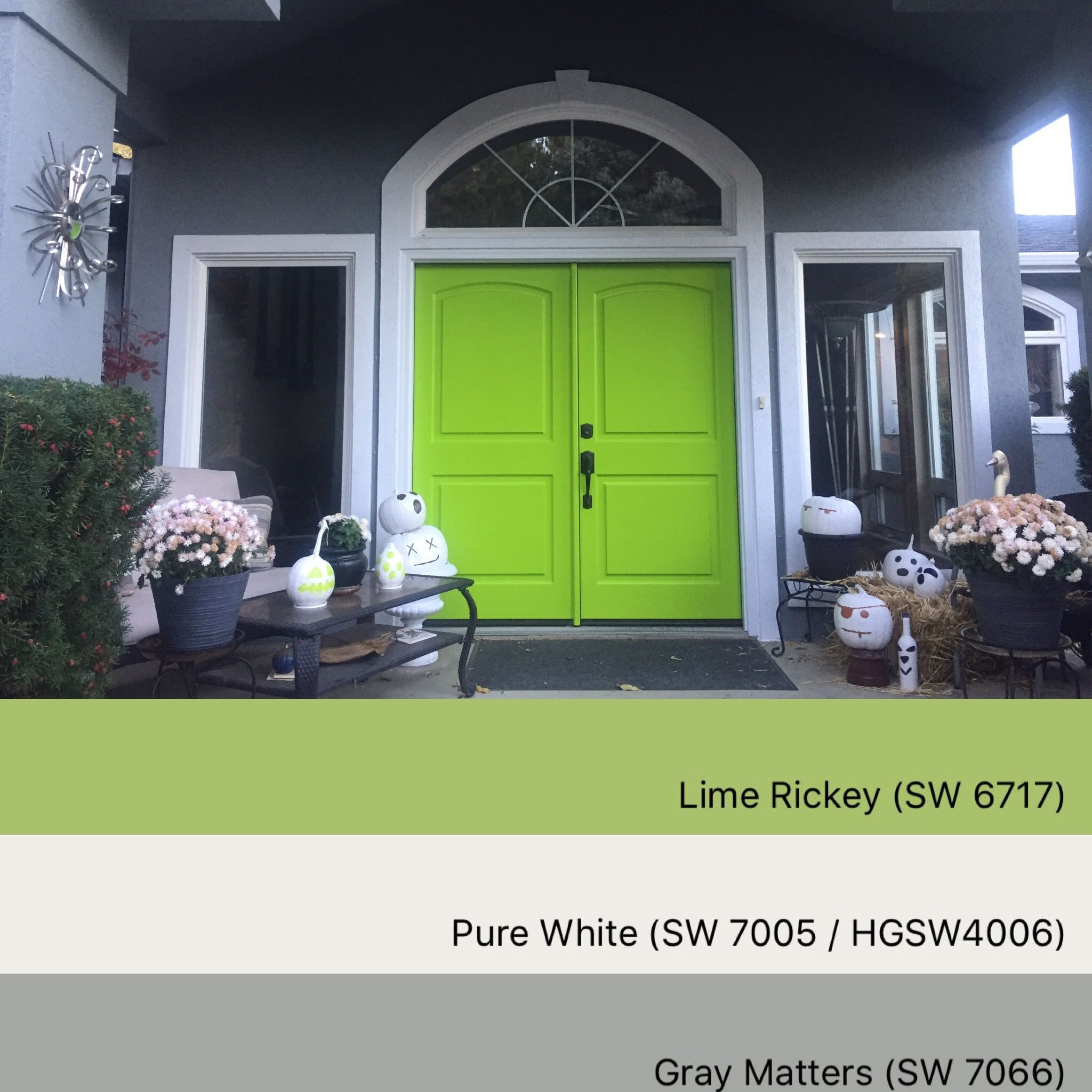 sherwin williams paint colors lime richey 6717 pure white 7005