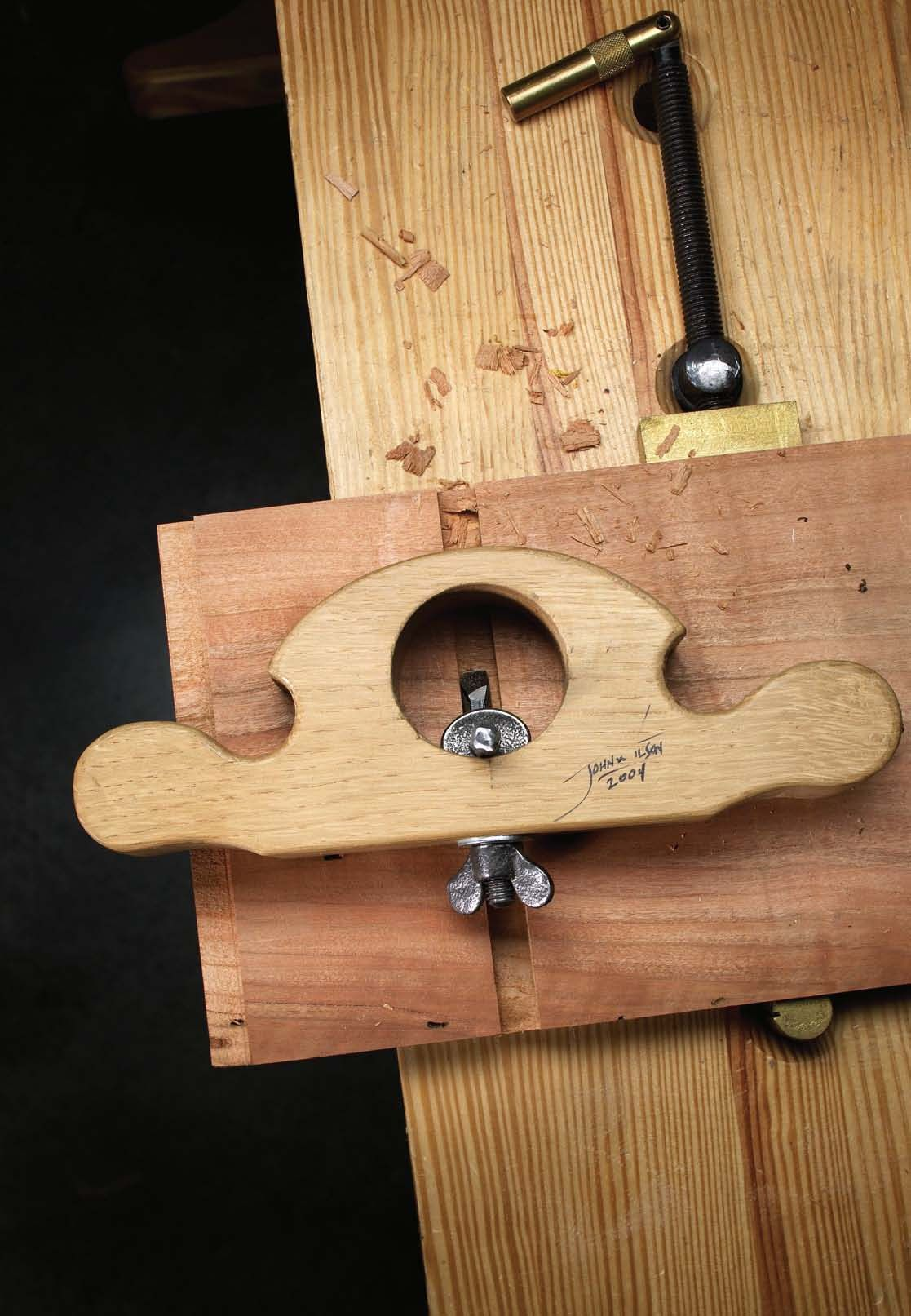 Wooden Router Plane