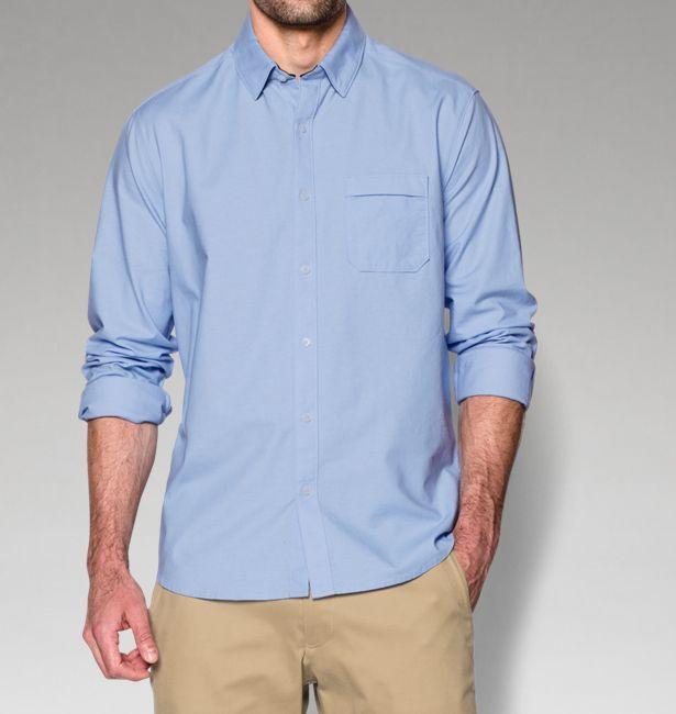 3fa9725747 Men's UA Performance Oxford Shirt | Under Armour US | Gimme | Shirts ...