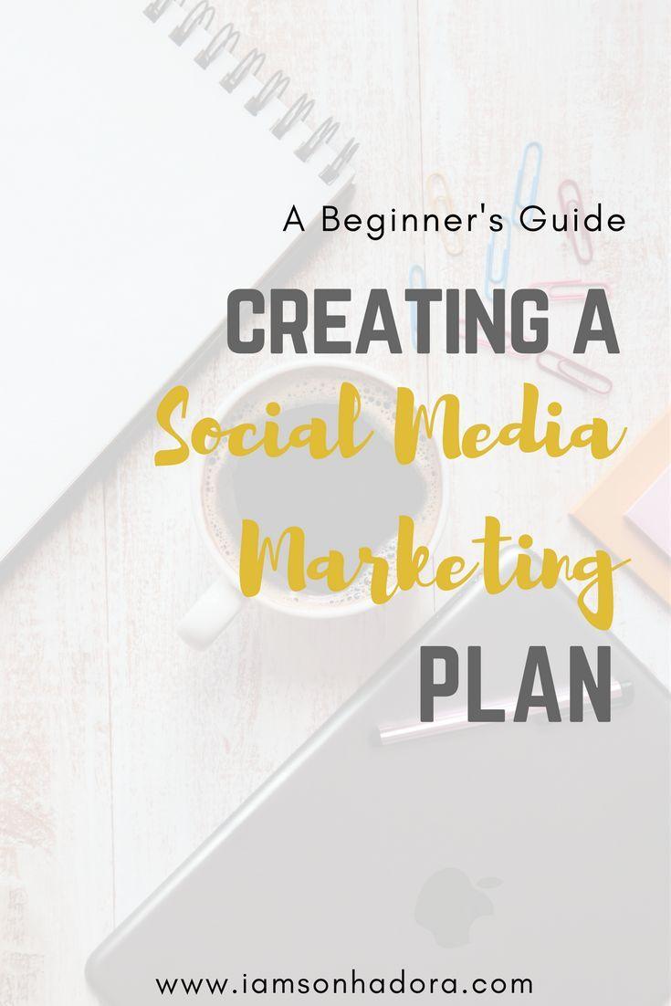How To Create A Social Media Marketing Plan  Marketing Strategies