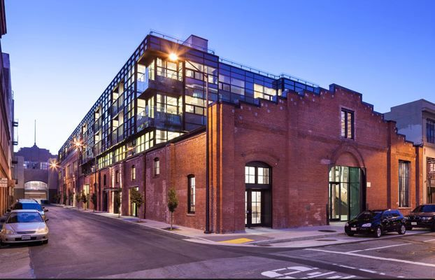 Modern Architecture San Francisco hks architects' renovated warehouse earns san francisco's first
