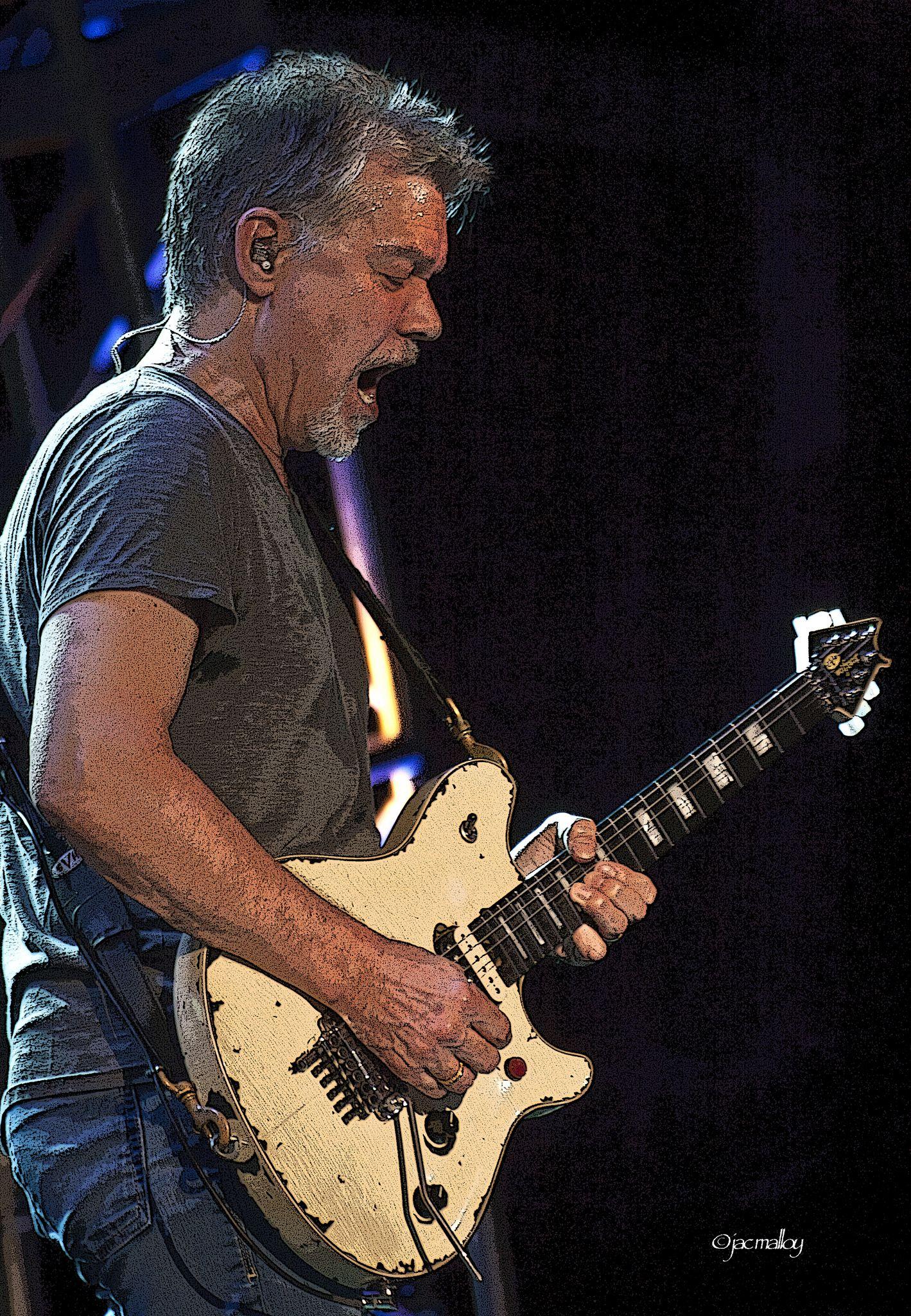 Van Halen Vh 29 Van Halen Eddie Van Halen Wolfgang Van Halen