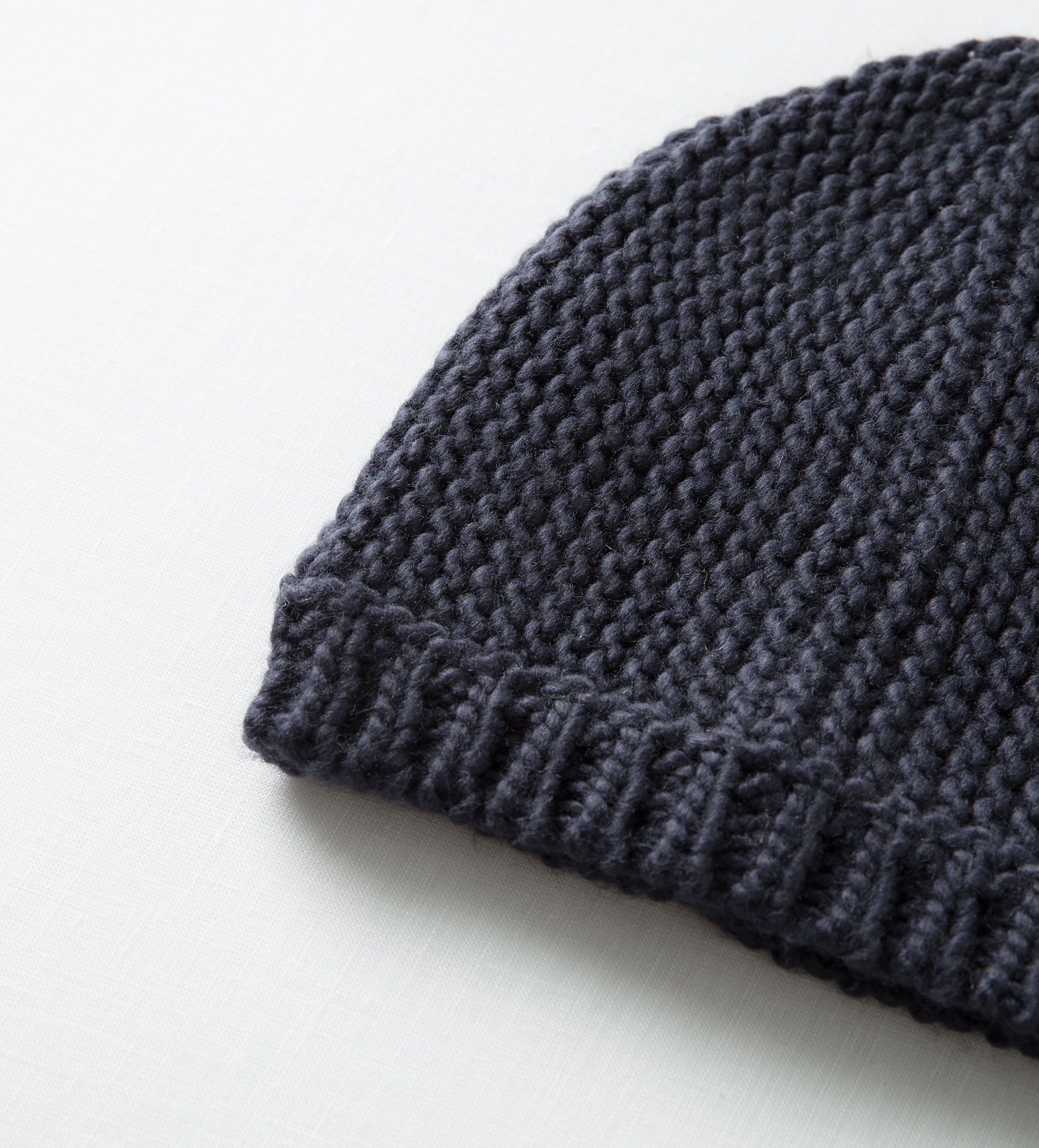 Image 2 of KNIT HAT from Zara