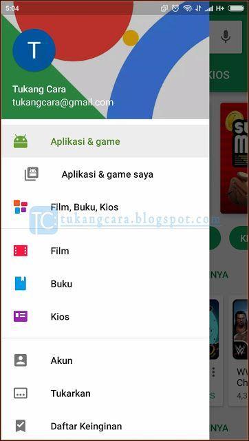 31 Ide Cara Ganti Akun Google Di Android Atau Mengganti Akun Play Store Yang Baik Dan Benar Terbaik Google Android Kebenaran