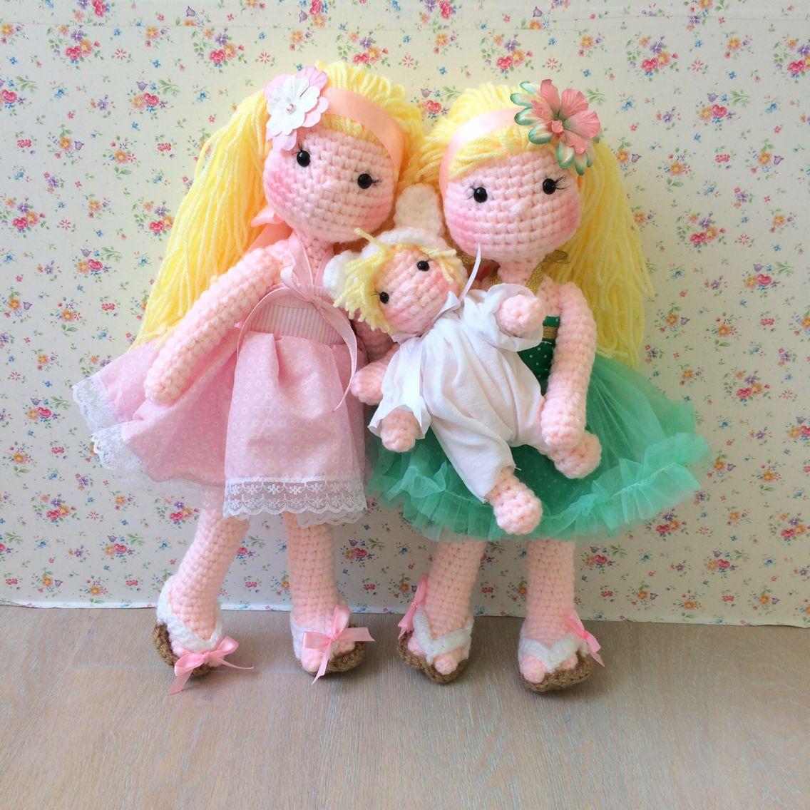 Amigurumi dolls ♡