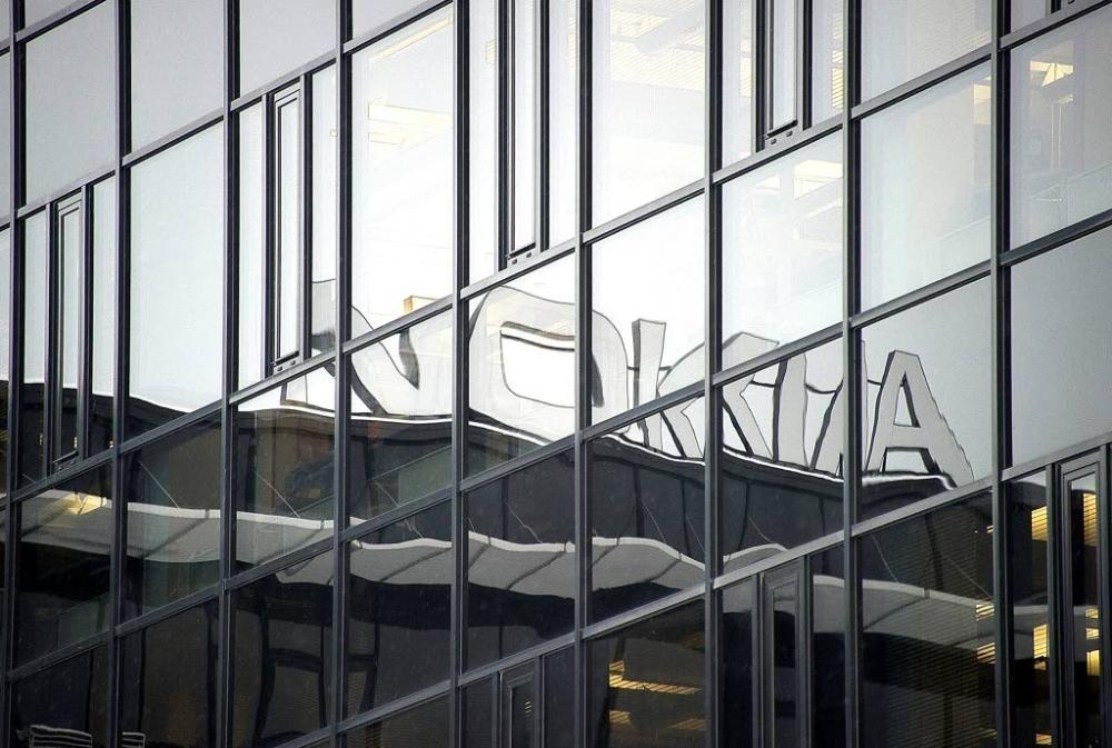 Nokia irtisanoi Salosta kaikkiaan 990 toimihenkilöä, koko maasta 2 700. TS/Veikko Wahlroos