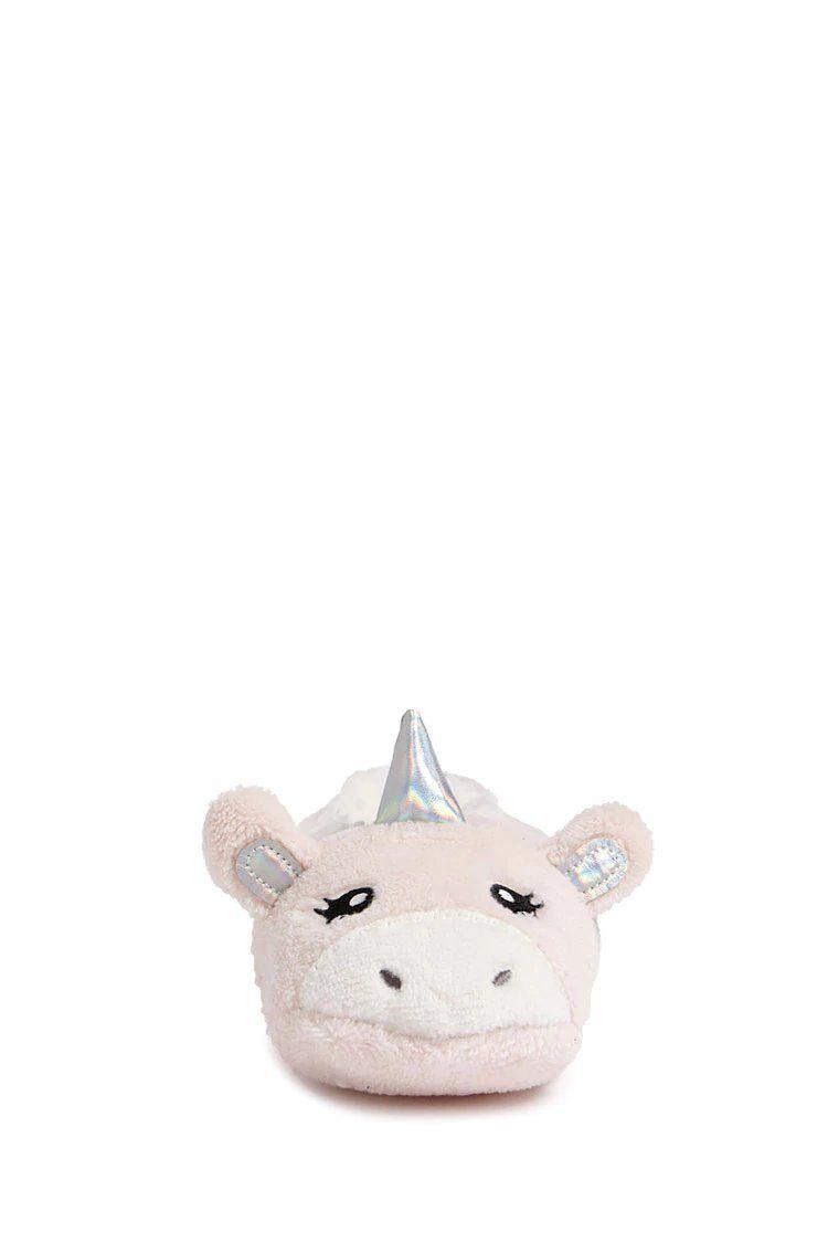 6eab5a15be6e0e Product Name Plush Unicorn Slippers
