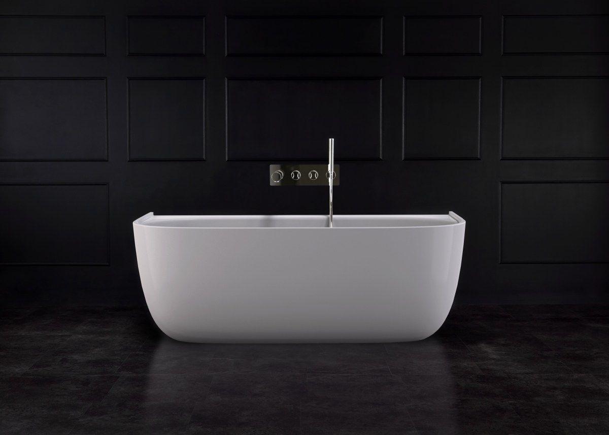 Vasca Da Bagno Troppo Lunga : Eldon la vasca freestanding di conran partners vasche da bagno