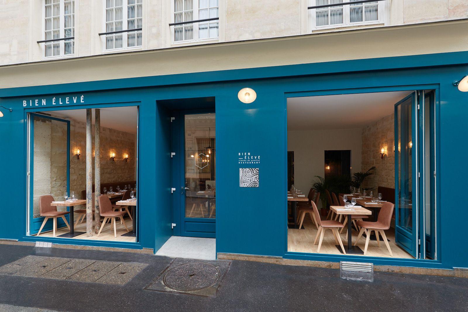 bien lev viande de qualit places paris restaurant et paris restaurants. Black Bedroom Furniture Sets. Home Design Ideas
