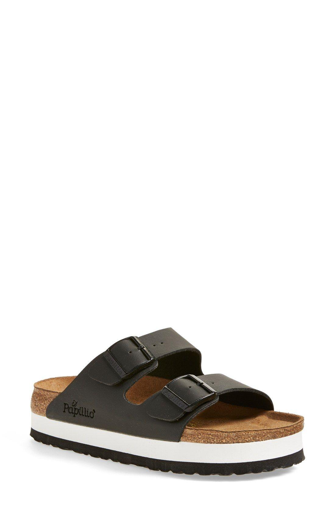 715764d2bf3 Papillio by Birkenstock  Arizona - Birko-Flor  Platform Sandal (Women)