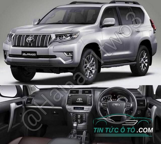 Cool Toyota Land Cruiser 2017 Toyota Land Cruiser Prado 2018 sẽ ra
