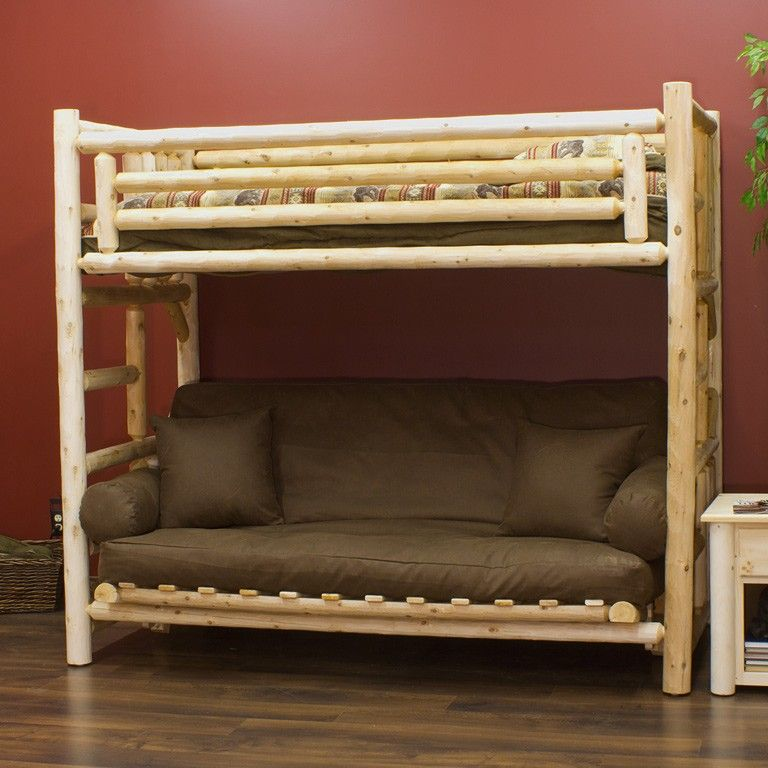 Wooden Futon Bunk Bed Plans Diy Blueprints Desk Or The Dimensions Of Headboard For More About On Twin Over And