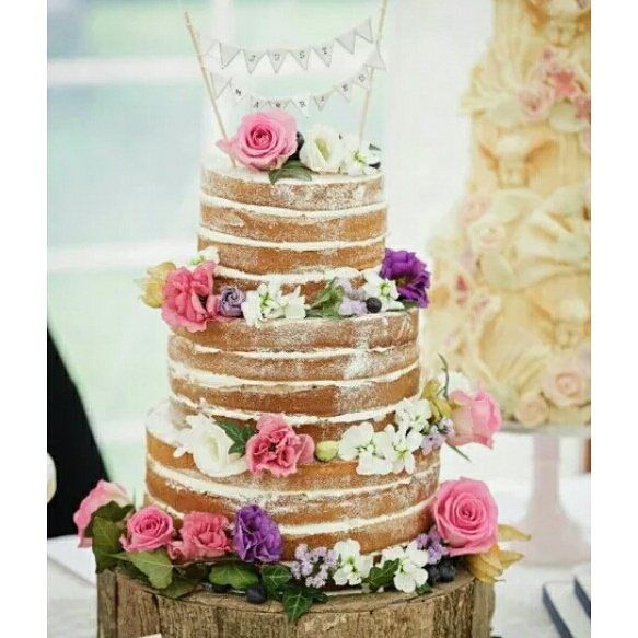 These Cakes Have Been All The Rage For Rustic Themed Weddings This Year
