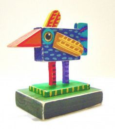kids wooden bird sculptures - Google Search