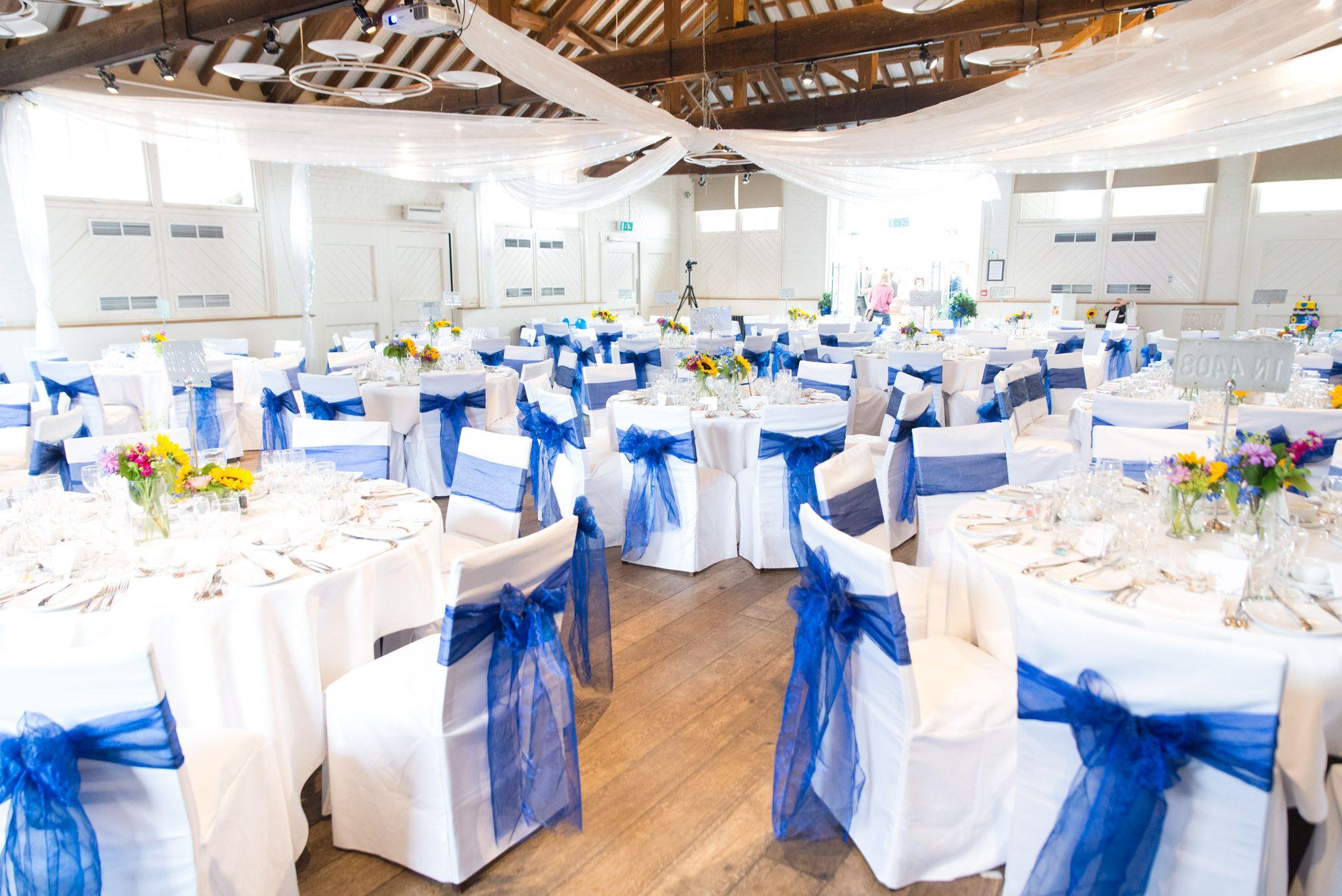 Ridings Barn Theobalds Park Hertfordshire Wedding Venue