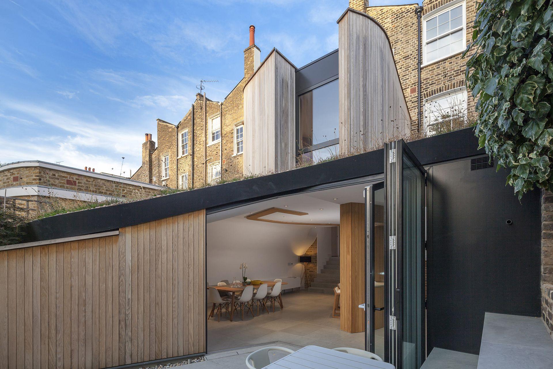Scott Architects - Project - De Beauvoir House