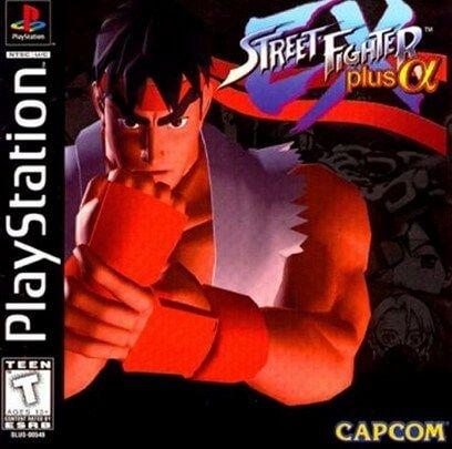 Street Fighter Ex Plus Alpha Ntsc Inglés Psx Game Pc Rip Street Fighter Ex Street Fighter Street Fighter Game