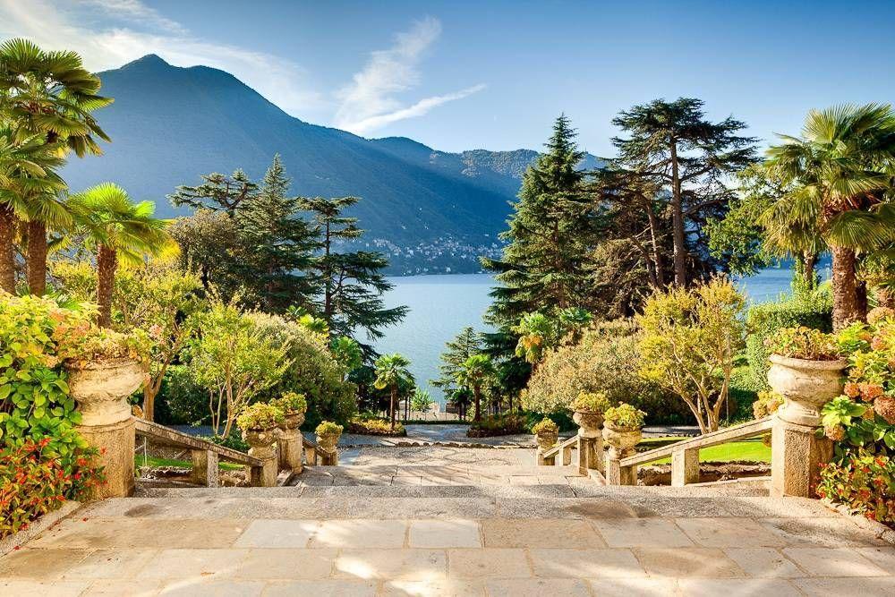 Villa napoleon i luxury holiday lake front villa with pool on lake como